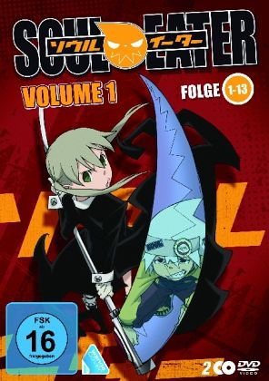 Soul Eater Folge 1