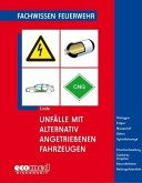 Unfälle mit alternativ angetriebenen Fahrzeugen
