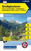 Kümmerly+Frey Outdoorkarte Österreich - Großglockner