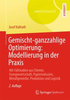 Gemischt-ganzzahlige Optimierung: Modellierung ...