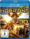 Endloser Horizont - Afrika 3D (Blu-ray 3D)