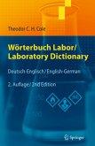 Wörterbuch Labor / Laboratory Dictionary
