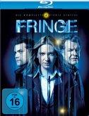 Fringe - Die komplette vierte Staffel (4 Discs)