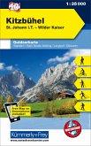 Kümmerly+Frey Outdoorkarte Österreich - Kitzbühel