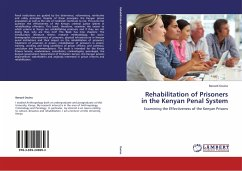 Rehabilitation of Prisoners in the Kenyan Penal System