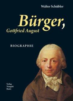 Bürger, Gottfried August Biographie - Schübler, Walter