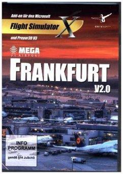 Flight Simulator X - Mega Airport Frankfurt V2.0