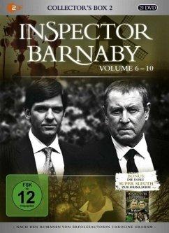 Inspector Barnaby - Collectors Box 2 Collector's Box - Inspector Barnaby