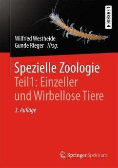 Spezielle Zoologie. Teil 1: Einzeller und Wirbe...