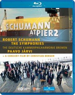 Symphonien/Schumann At Pier 2 - Järvi,Paavo/Deutsche Kammerphilharmonie
