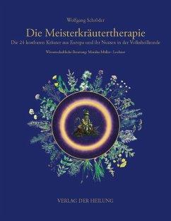Die Meisterkräutertherapie - Schröder, Wolfgang