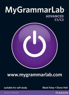 MyGrammarLab Advanced without Key and MyLab Pack - Hall, Diane