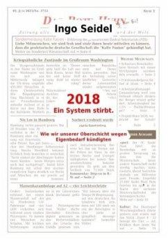 2018 Ein System stirbt - Seidel, Ingo