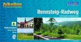 Bikeline Radtourenbuch Rennsteig-Radweg 1 : 50 000