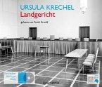 Landgericht, 8 Audio-CDs