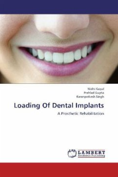 Loading Of Dental Implants