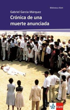 9783125356146 - García Márquez, Gabriel: Crónica de una muerte anunciada - Libro
