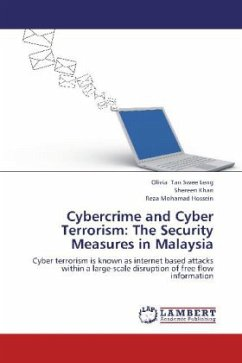 Cybercrime and Cyber Terrorism: The Security Measures in Malaysia
