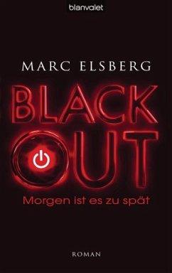 BLACKOUT (MP3-Download) - Elsberg, Marc