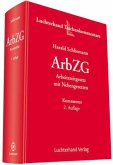Arbeitszeitgesetz mit Nebengesetzen (ArbZG), Kommentar