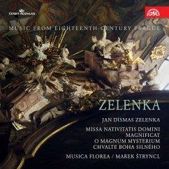 Missa Nativitatis Domini In D-Dur - Sojkova/Cukrova/Brezina/Kral/Musica Florea