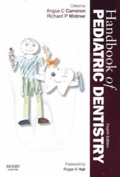 Handbook of Pediatric Dentistry - Cameron, Angus C.; Widmer, Richard P.