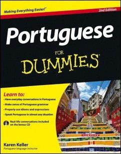 Portuguese for Dummies [With CD (Audio)] - Keller, Karen
