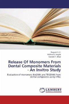Release Of Monomers From Dental Composite Materials - An Invitro Study