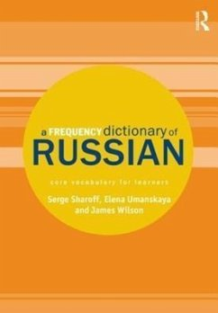 A Frequency Dictionary of Russian - Sharoff, Serge