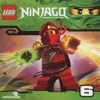 LEGO Ninjago Bd.6 (Audio-CD)