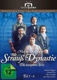Die Strauß Dynastie - Die komplette Serie (4Discs)