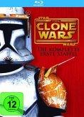 Star Wars: The Clone Wars - Die komplette erste Staffel (4 Discs)