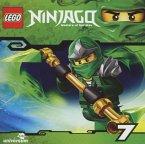 LEGO Ninjago Bd.7 (Audio-CD)