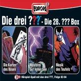 3er Box / Die drei Fragezeichen Bd. 82-84 (3 Audio-CDs)