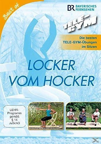 tele gym locker vom hocker film auf dvd. Black Bedroom Furniture Sets. Home Design Ideas