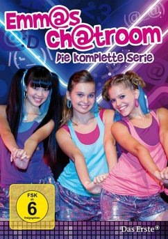 Emmas Chatroom - Die komplette Serie DVD-Box - Emmas Chatroom