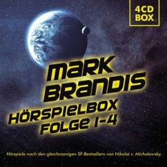 Hörspielbox / Mark Brandis Bd.1-4 (4 Audio-CDs) - Brandis, Mark