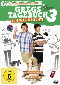 Gregs Tagebuch 3 - Ich war's nicht! (DVD)