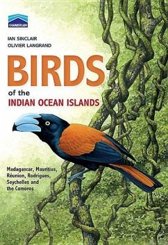 Birds of the Indian Ocean islands - Sinclair, Ian; Langrand, Olivier