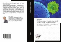 Résistance des sous-types non-B du VIH-1 aux antirétroviraux