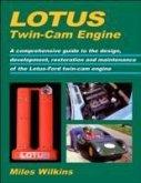 Lotus Twin-Cam Engine