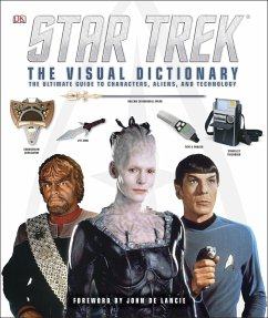 Star Trek: The Visual Dictionary: The Ultimate Guide to Characters, Aliens, and Technology - Ruditis, Paul