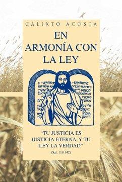 En Armonia Con La Ley