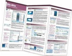 Wo & Wie: Windows 7 - der schnelle Umstieg, Referenzkarte