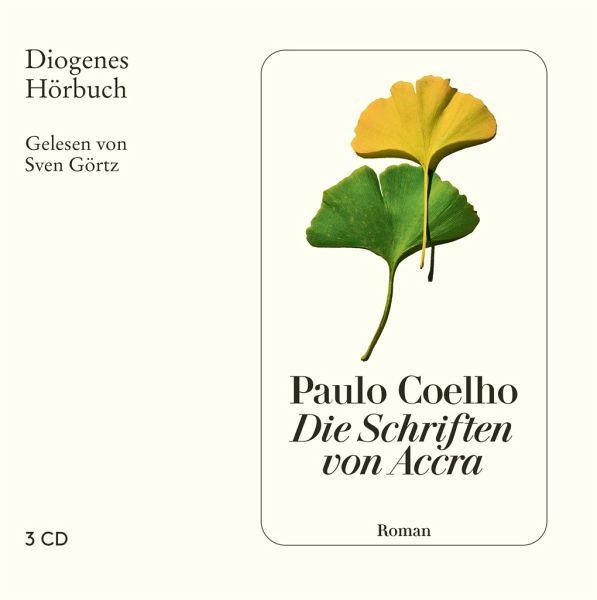 Die Schriften von Accra, 3 Audio-CDs - Coelho, Paulo