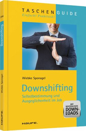 Downshifting - Sponagel, Wiebke