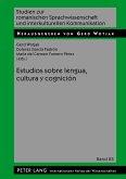 Estudios sobre lengua, cultura y cognición
