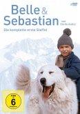 Belle et Sébastien - Die komplette erste Staffel (3 Discs)