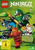 Lego Ninjago - Staffel 1 (2 Discs)