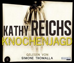 Knochenjagd / Tempe Brennan Bd.15 (MP3-Download) - Reichs, Kathy